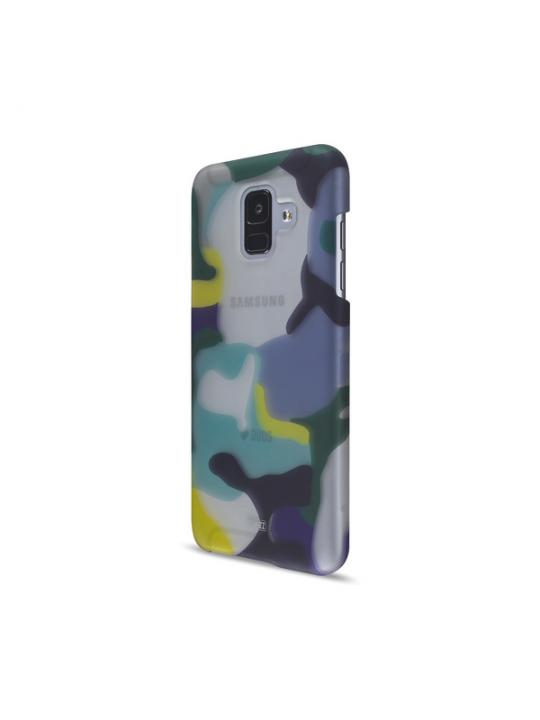 Artwizz - Camouflage Clip Galaxy A6 v2018 (ocean)
