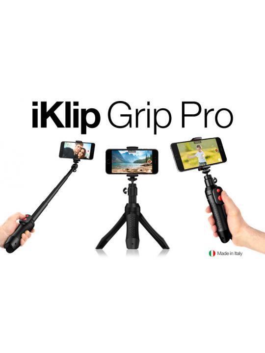 IK Multimedia - Bastão-tripé iKlip Grip Pro