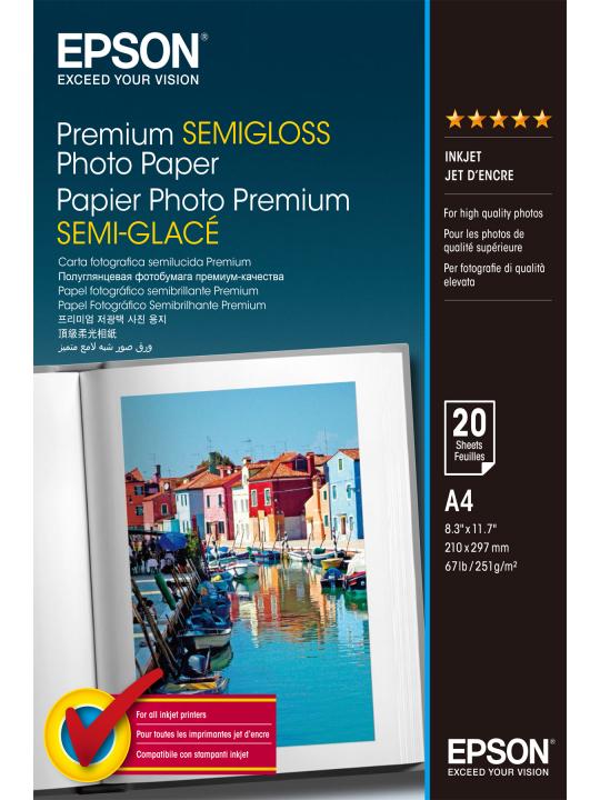 Epson Premium, DIN A4, 251g-m²