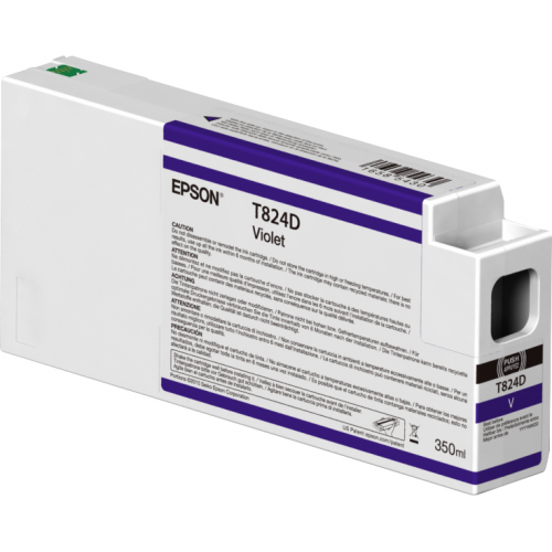 EPSON - InkCart / T824D00 UltraChrome Violet