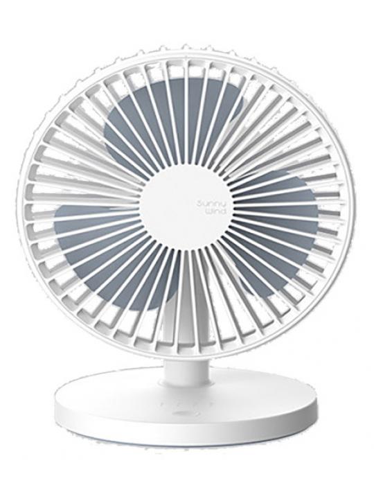 qushini - Desk Fan (white)