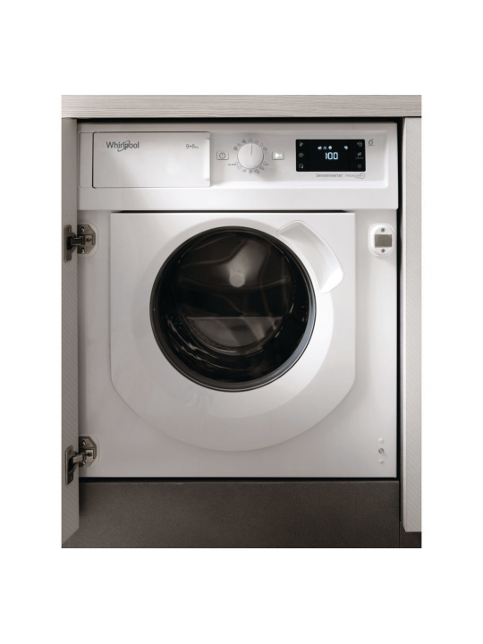 WHIRLPOOL - Máquina Lavar/Secar BI WDWG 96148 EU