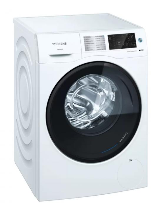 SIEMENS - Máquina Lavar/Secar Roupa IQ500 WD4HU541ES