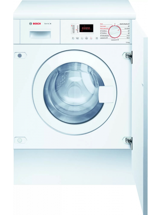 BOSCH - Máquina Lavar/Secar Roupa Enc 6 WKD24362ES