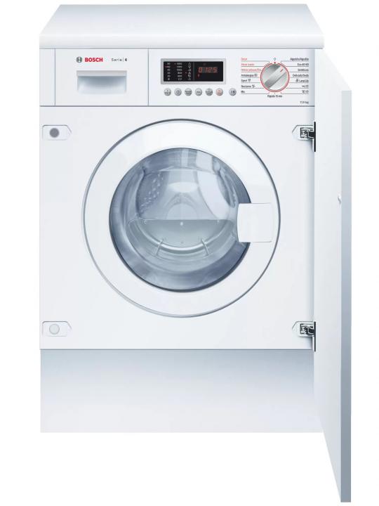 BOSCH - Máquina Lavar/Secar Roupa Enc 6 WKD28542ES