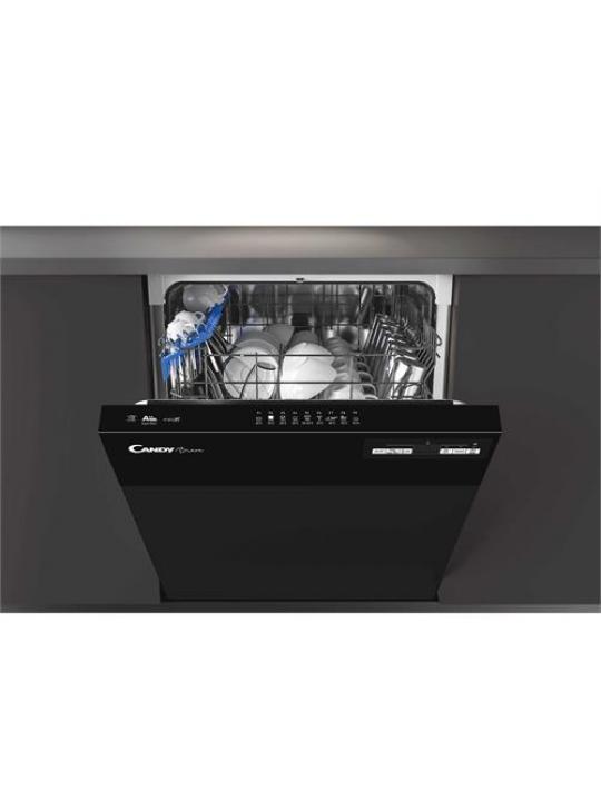 Máquina de Lavar Loiça Encastre  CANDY 9P.6T.WIFI-CDSN2D350PB