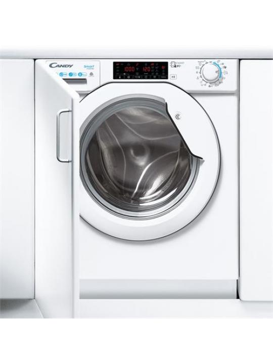 Máquina de Lavar e Secar Roupa Encastre  CANDY 1400R. -CBDO485TWME/1