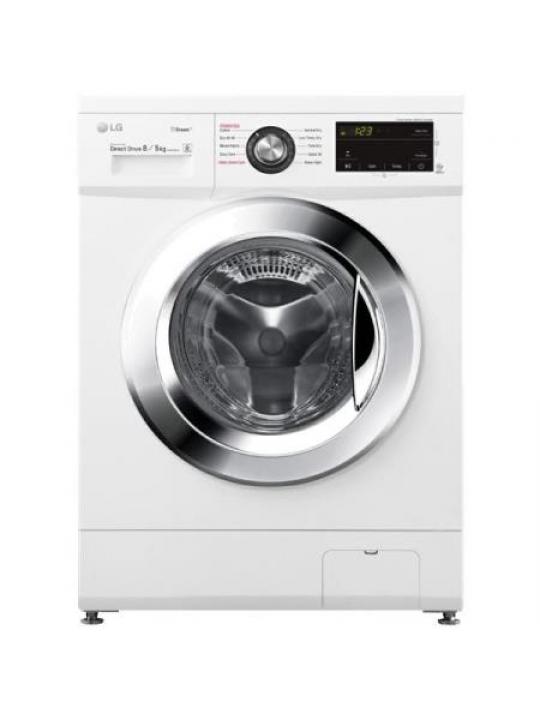 LG - Máquina Lavar/Secar Roupa F4J3TG5WD