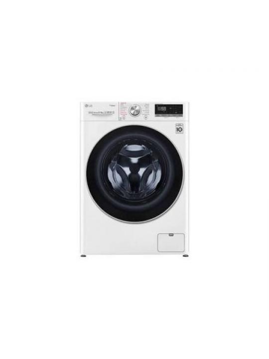 LG - Maq. Lavar/Secar Roupa F4DV5009S0W
