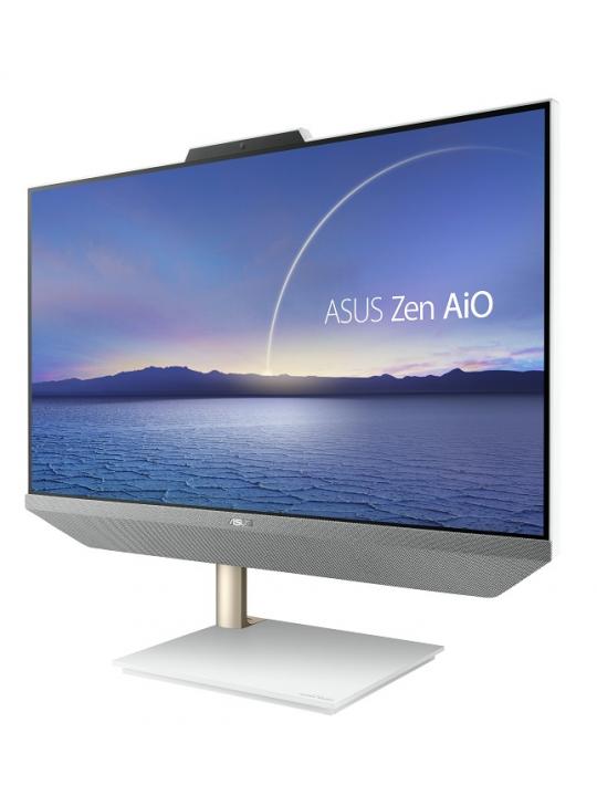 ASUS ZEN AIO 23,8P FHD IPS LED i5-10500T 8GB DDR4 512GB SSD GF MX330 Win10H 2Yrs Branco