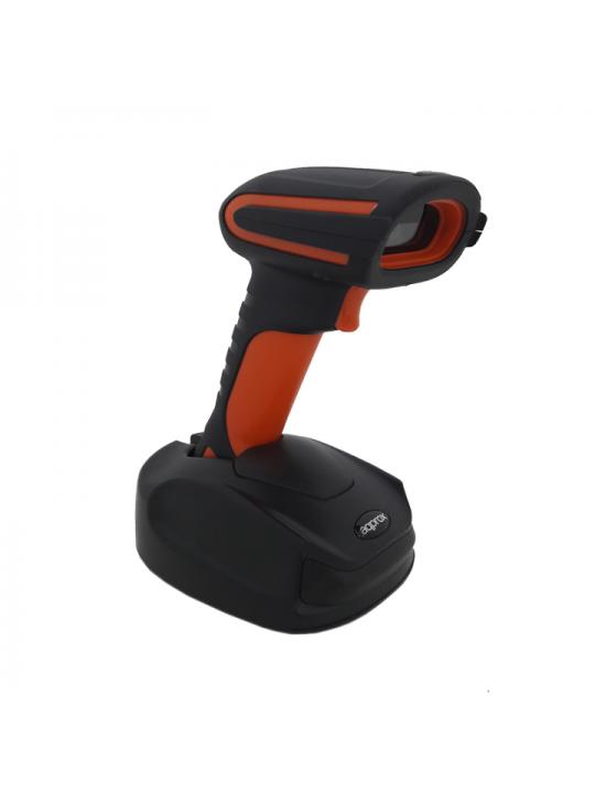 Leitor Códigos de barras APPROX 1D Industrial - Bluetooth/RF