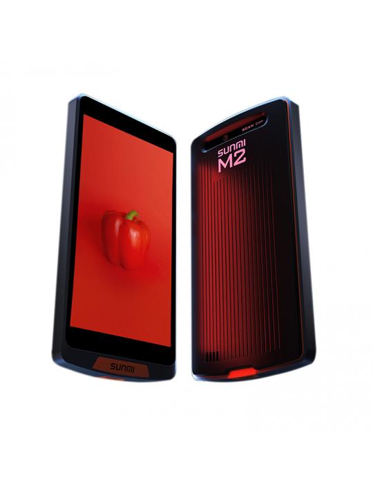 PDA SUNMI M2 Wi-Fi 5Ghz USB TYPE C 1GB / 8GB / ANDROID 7.1