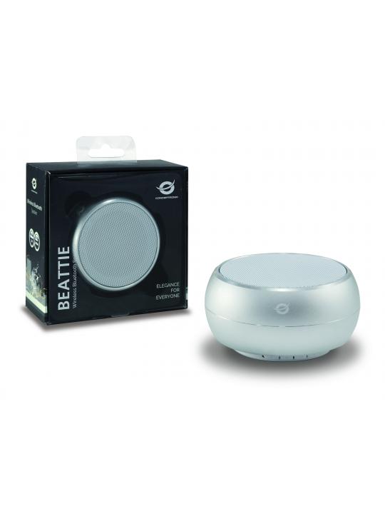 Coluna CONCEPTRONIC Wireless Bluetooth BEATTIE Branco