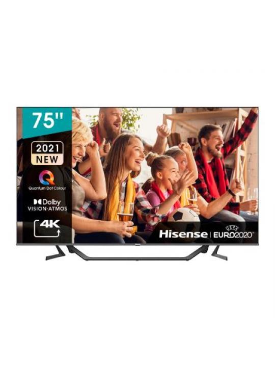 HISENSE - QLED SmartTV 4K 75A7GQ