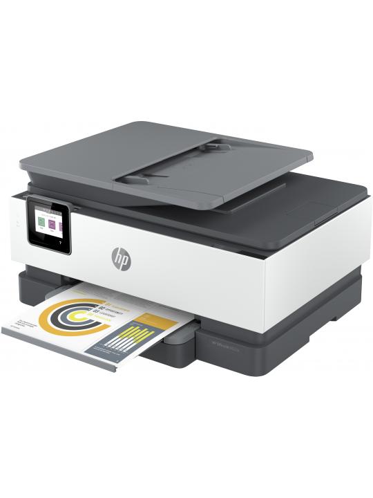 HP - Impressora OfficeJet Pro 8022e 229W7B