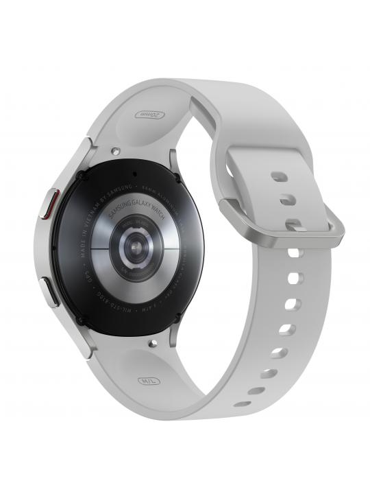 SAMSUNG - Galaxy Watch4 44mm BT Silver SM-R870NZSAEUB