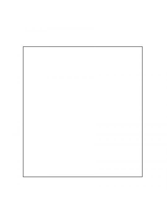 CREATIVITY Fundo Papel 2,72x11m Artic White