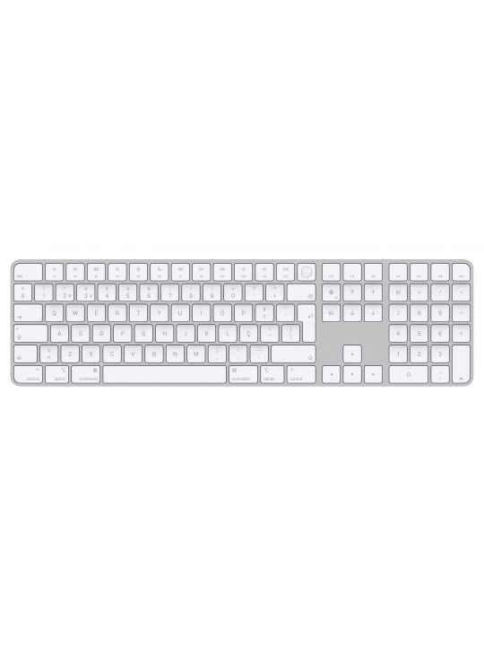 APPLE Magic Keyboard with Touch ID & Numeric Keypad for Mac - Portuguese