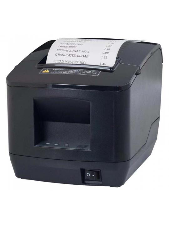 Impressora DDIGITAL Térmica V320L 80mm c- Corte - USB-RS232 & QR Code Ready