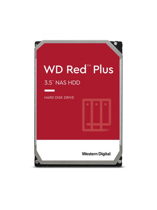 Disco 3.5 10TB WD Red Plus 256Mb SATA 6Gb-s 7200rpm
