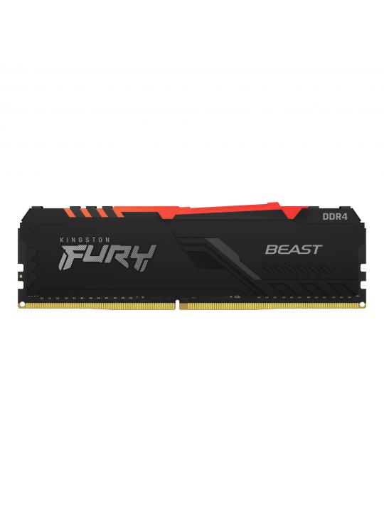 Dimm KINGSTON 16GB DDR4 3200MHz CL16 FURY Beast RGB