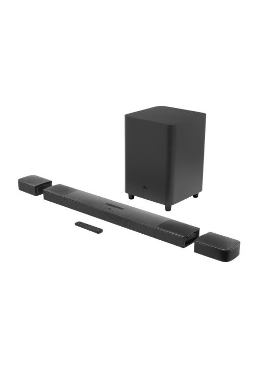 JBL SOUNDBAR 9.1 SOM 3D, ULTRA HD 4K PASS-THROUGH C- DOLBY VISION, BLUETOOTH C- STREAMING