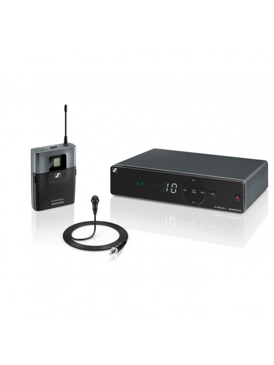 Microfone SENNHEISER Lapela Wireless C-receptor