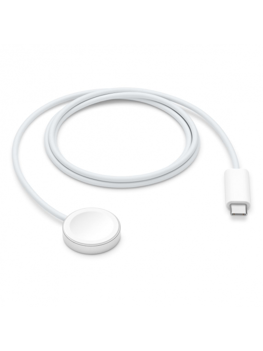 Apple - Apple Watch Magnetic Fast Charger USB-C Cable (1m)