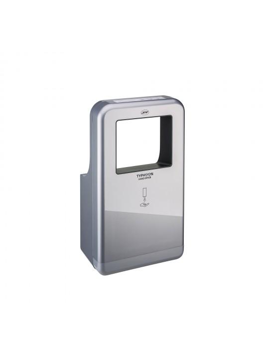 Secador automático de mãos TYPHOON XL - CINZENTO