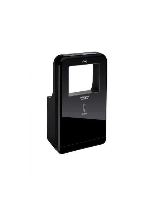 Secador automático de mãos TYPHOON XL - PRETO