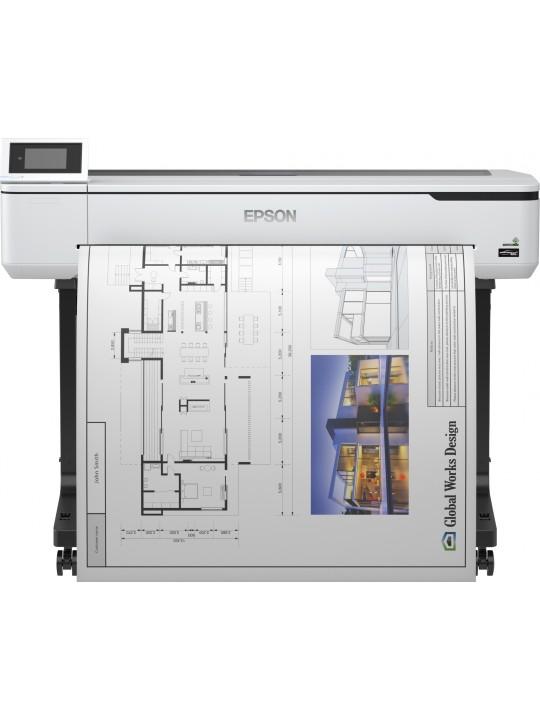 Plotter EPSON SureColor SC-T5100 (inclui suporte)