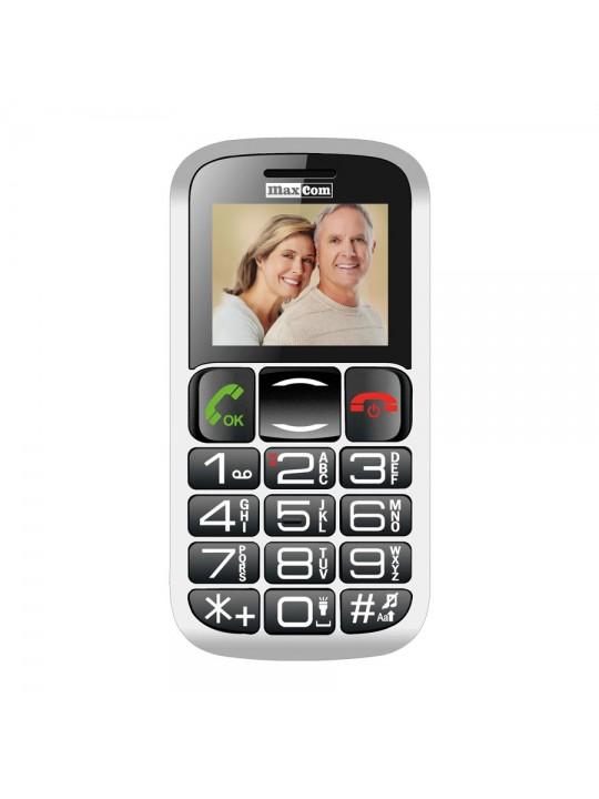 Telemovel Maxcom Comfort MM462 1,8´´ Single SIM 2G Preto