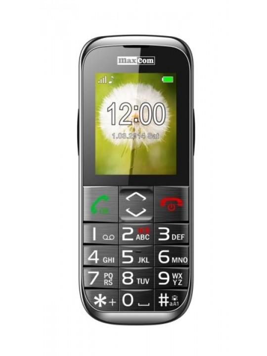 Telemovel Maxcom Comfort MM720 2,2´´ Single SIM 2G Preto