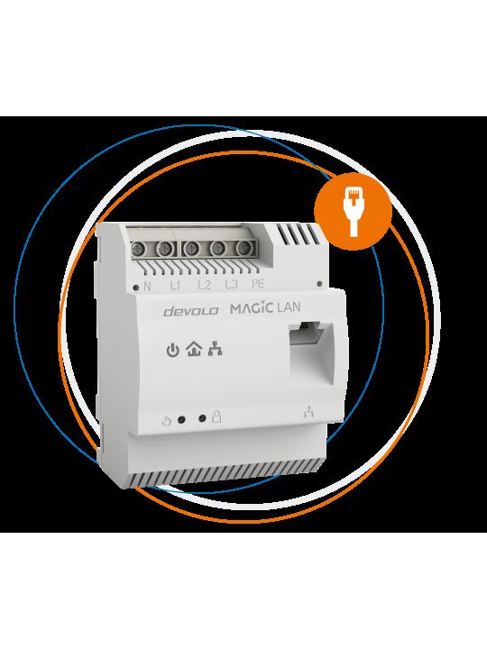 Devolo Magic 2 LAN DINrail- PT8528