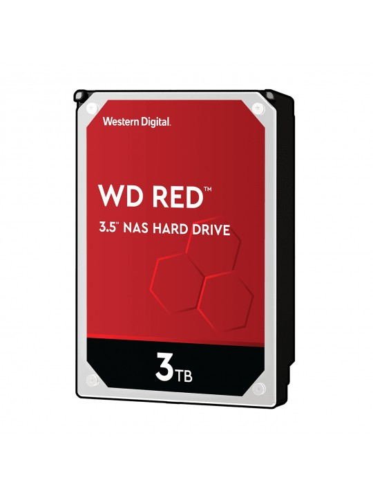 Disco 3.5 3TB WD Red 256Mb SATA 6Gb-s