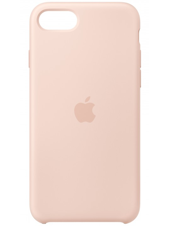 APPLE iPhone SE Silicone Case - Pink Sand