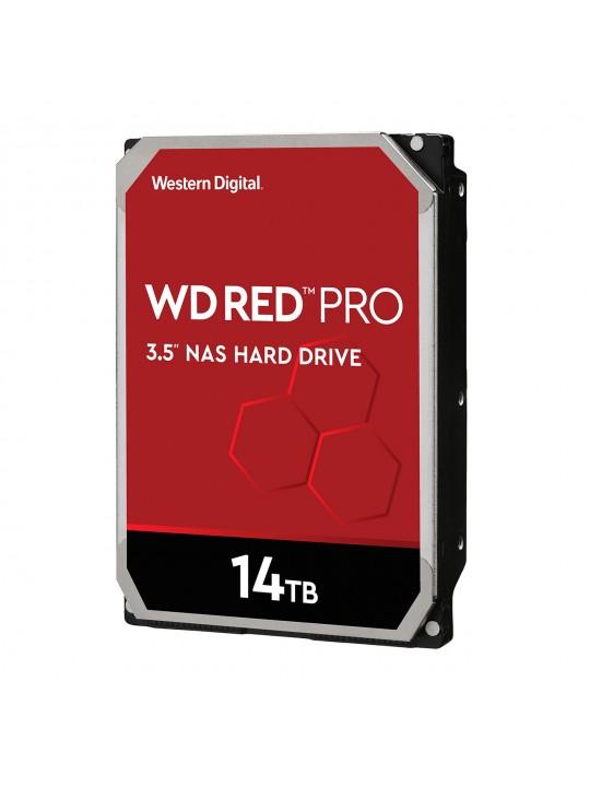 Disco 3.5 14TB WD Red Pro 512Mb SATA 6Gb-s