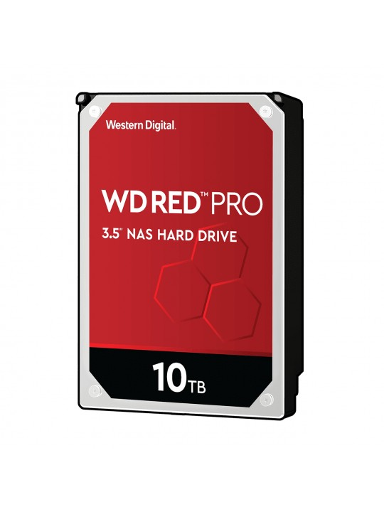 Disco 3.5 10TB WD Red Pro 256Mb SATA 6Gb-s 7200rpm