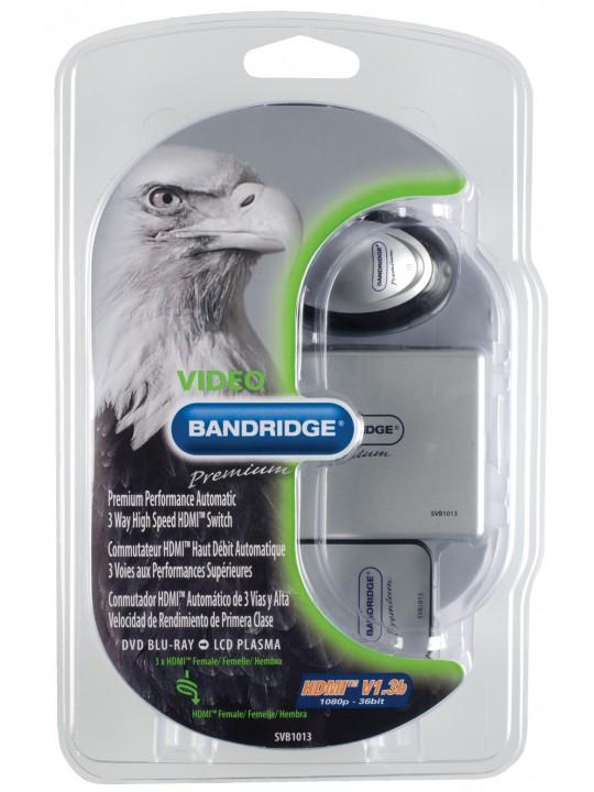 BANDRIDGE - PREMIUMComutador HDMI SVB1013