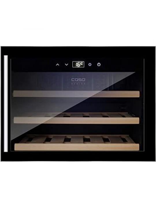 CASO - Garrafeira WineSafe 18 EB Black 5CASOD627G
