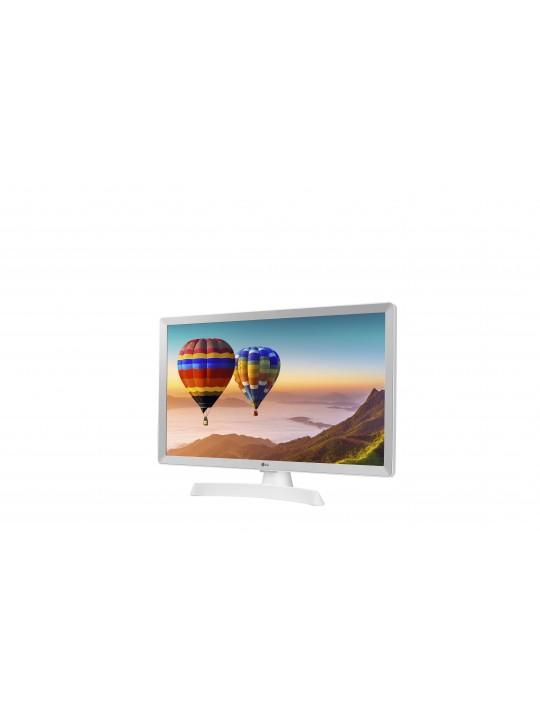 LG - LED Smart TV Monitor 24TN510S-WZ