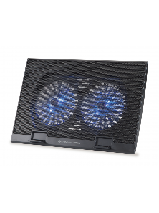 Base Conceptronic Notebook Cooling Pad, Fits up to 15.6