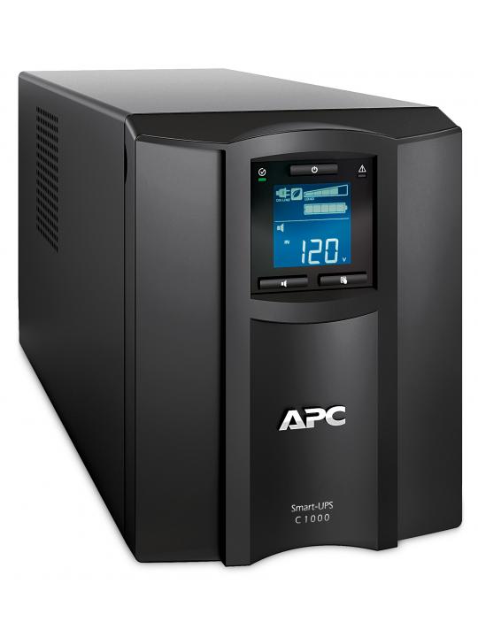 APC SMC1000IC UPS Linha interativa 1000 VA 600 W 8 tomada(s) CA