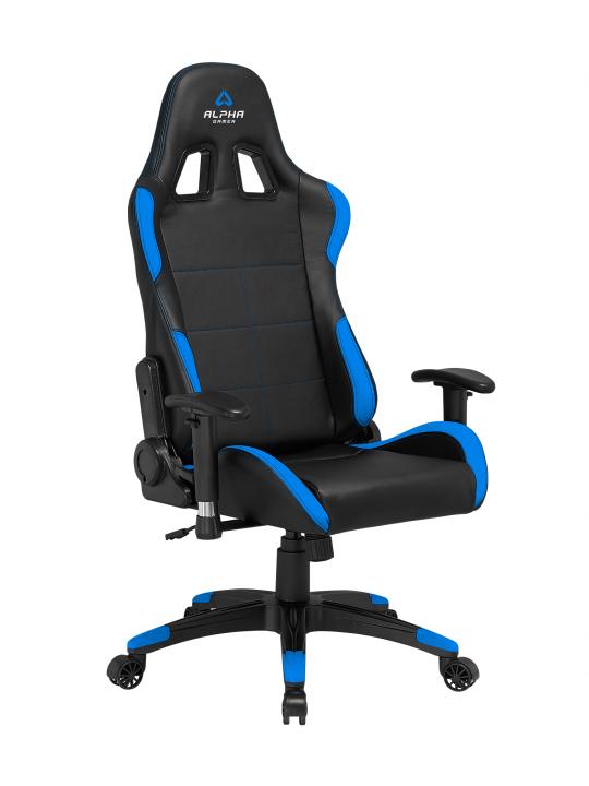 CADEIRA ALPHA Gamer Vega Black / Blue - AGVEGA-BK-BL