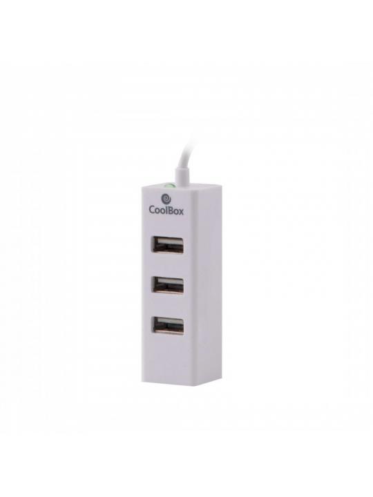 HUB COOLBOX USB 2.0 4 Portas
