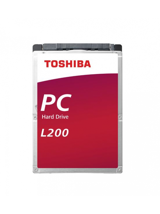 Disco 2.5 NB 9,5mm 2TB TOSHIBA 128Mb SATA 6Gb/s 54rp-L200