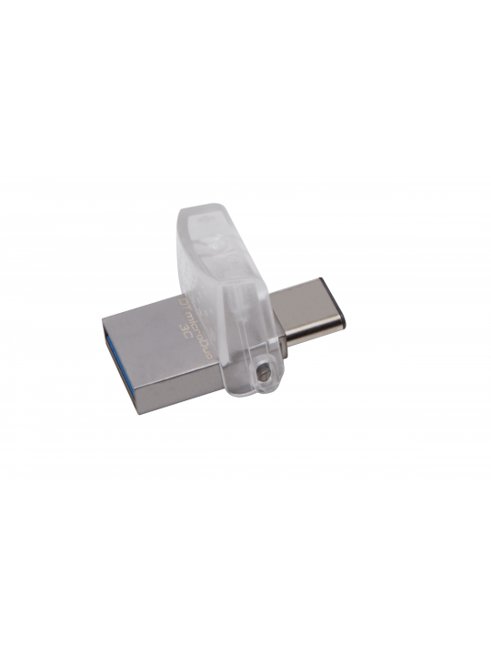 Pen Drive Kingston 128GB DT MicroDuo 3C USB 3.1 Dual-Type A/Type C