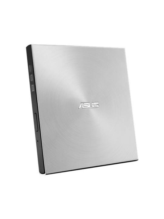 DVD+/-RW ASUS 8x Externo Slim Sliver USB - SDRW-08U7M-U SIL