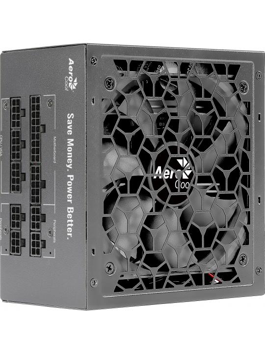 Fonte Alim. AEROCOOL 550W Modular AERO BRONZE 80Plus Active PFC Bronze - AEROB550M