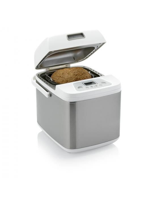 Princess 152007 máquina de pão 500 W Inox, Branco